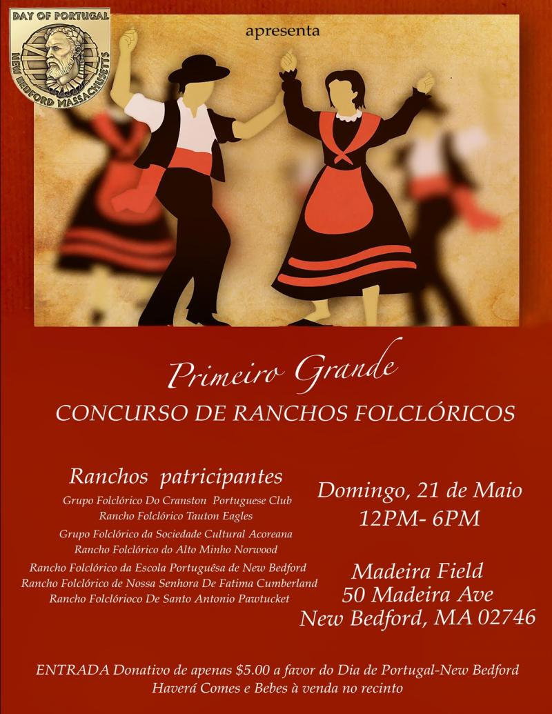 Folkloric Dance Competition